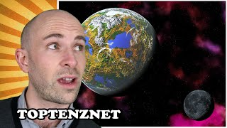 Top 10 Planets That Could Potentially Sustain Life — TopTenzNet