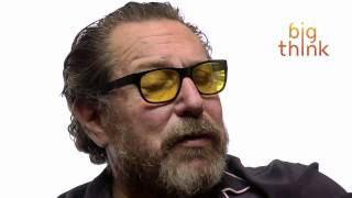 How Julian Schnabel Overcomes Creative Ruts