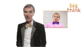 'Hey Bill Nye, How About Hydraulic Knees?' #tuesdayswithbill