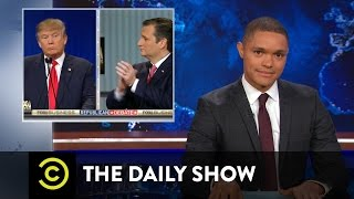 The Daily Show - Breaking Down the Republican and Democratic Debates