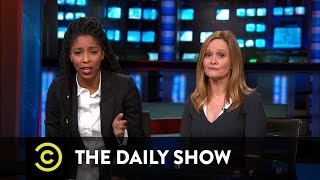 The Daily Show - 2015 'Mercun Awards