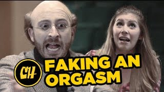 Everyday Acting: Faking an Orgasm