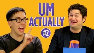 Um Actually: The Game Show Where Nerds Correct Nerds (Episode 2)