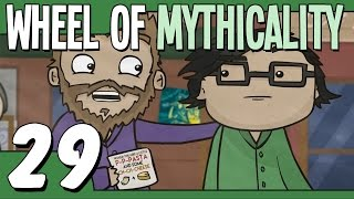 Rhett Advertises Mac and Cheese To Link (Wheel of Mythicality - Ep.29)
