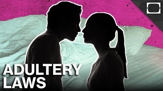 Where Is Adultery Illegal?