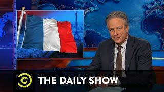 The Daily Show - March of the Parisiens