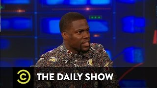 The Daily Show - Kevin Hart Extended Interview