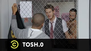 Tosh.0 - CeWEBrity Profile - Sign Spinner