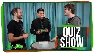 SciShow Quiz Show: Winter Edition with Henry Reich