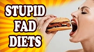 Top 10 Ridiculous Fad Diets