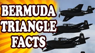 Top 10 Explanations for The Bermuda Triangle