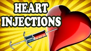 Hollywood Myth: Heart Injections Actually Do Something [New Channel Launch!] — TopTenzNet
