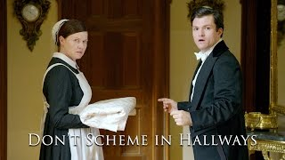 Don't Scheme In Hallways ('The Britishes')