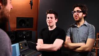 Jake and Amir: Rap Teacher 3 w/ Hoodie Allen
