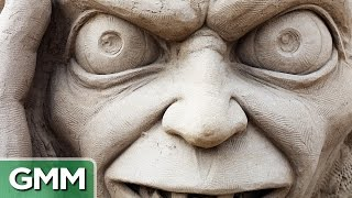 The Most Amazing Sand Sculptures On The Internet