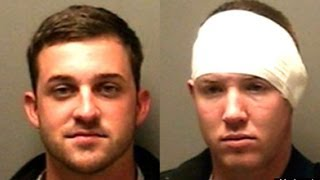 2 Dudes Vandalize McDonalds Over Onions