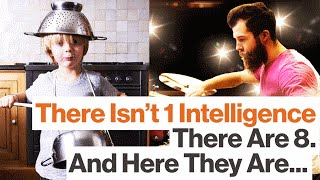 8 Intelligences: Are You a Jack of All Trades or a Master of One? With Howard Gardner.