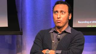 "Aasif Mandvi: ""No Land's Man"" 