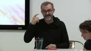 "Massimo Bottura: ""Never Trust a Skinny Italian Chef"" 