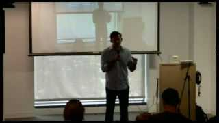 "Chris Guillebeau: ""The $100 Startup"" 
