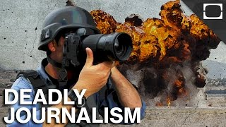 What Are The Deadliest Countries For Journalists?