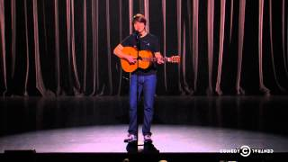 Demetri Martin - Standup Comedian. - Fog Machine