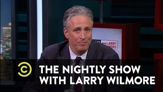 The Nightly Show - Obama Don't Care - Jon Stewart
