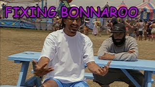 Key & Peele - Vandaveon and Mike Give Suggestions for Fixing Bonnaroo