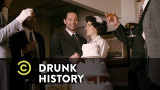 Drunk History - The Reagans' Rise to Power