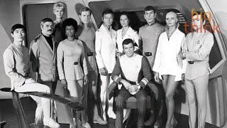 An Interracial Kiss Nearly Sank Star Trek. Then George Takei Brought Up Homosexuality.