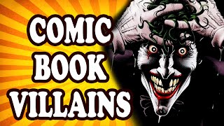 Top 10 Comic Book Villains — TopTenzNet