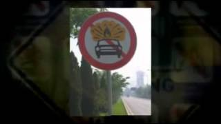 Bizarre & Funny Road Signs - Toptenz.net