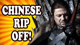 Top 10 Ways Game of Thrones Ripped Off Chinese History — TopTenzNet
