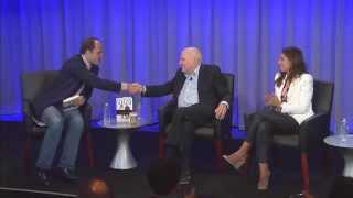 "Jack and Suzy Welch: ""The Real-Life MBA"" 