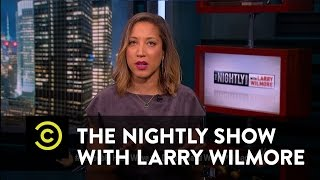 The Nightly Show - 3/15/16 in :60 Seconds