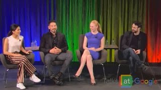 "The cast of the Netflix Original Series Marvel's ""Daredevil"" 