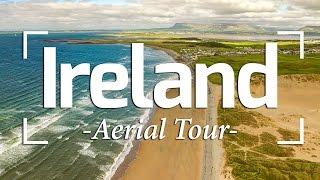 AMAZING IRELAND AERIAL 4K DJI