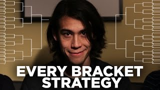 Every NCAA Bracket Strategy