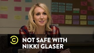 Not Safe with Nikki Glaser - Nikki's Friends Take a Polygraph Test - Uncensored