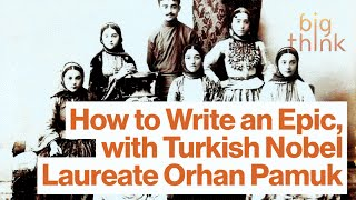 Orhan Pamuk: The Secret to Writing is Rewriting