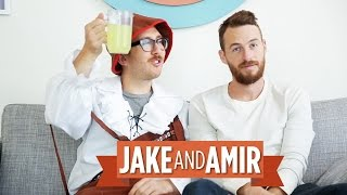 Jake and Amir: Costumes Part 3