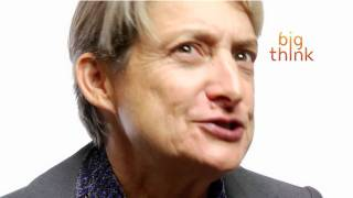 Judith Butler: Your Behavior Creates Your Gender