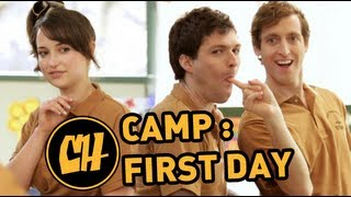 CAMP: First Day