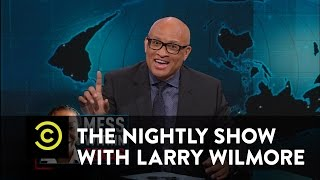 The Nightly Show - Mess Within Texas - Sandra Bland's Arrest