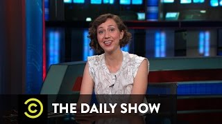 The Daily Show - Dad Bods