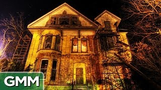 Living in a Real Haunted House