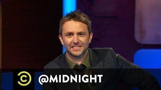 Judd Apatow, Nikki Glaser, David Koechner - Embarrassing Google Searches - @midnight