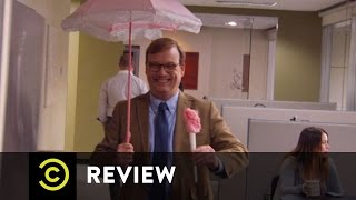 Unrelenting Happiness - Review - Comedy Central