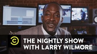 The Nightly Show - Police Brutality Video Production 101 with Professor Mike Yard - Uncensored