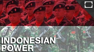 How Powerful Is Indonesia?